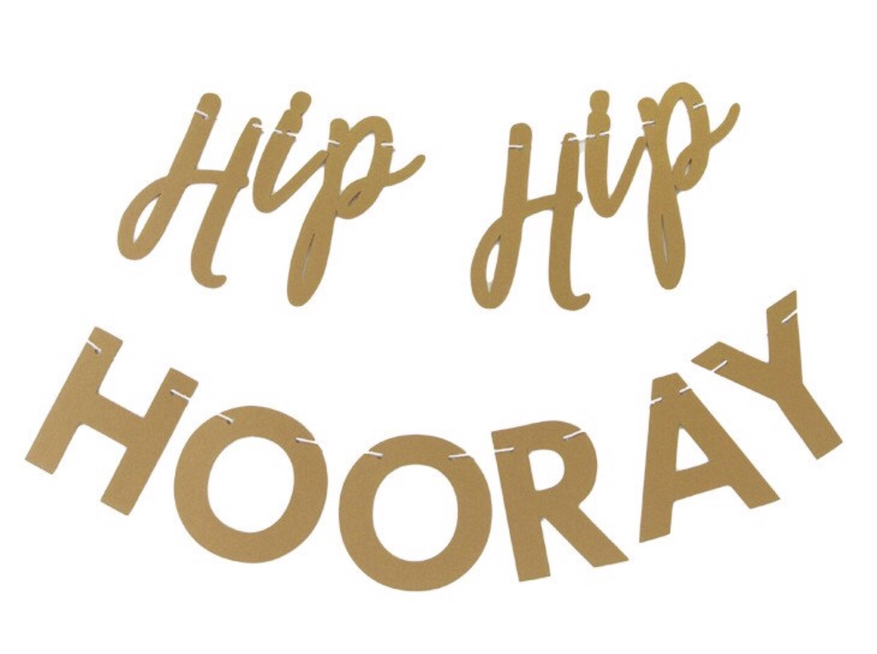 Hip Hip Hooray – Just a girl with MS